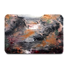 Natural Abstract Landscape Plate Mats
