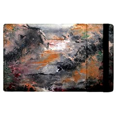 Natural Abstract Landscape Apple Ipad 3/4 Flip Case