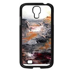 Natural Abstract Landscape Samsung Galaxy S4 I9500/ I9505 Case (black)