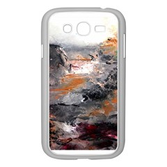 Natural Abstract Landscape Samsung Galaxy Grand Duos I9082 Case (white)