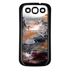 Natural Abstract Landscape Samsung Galaxy S3 Back Case (black)