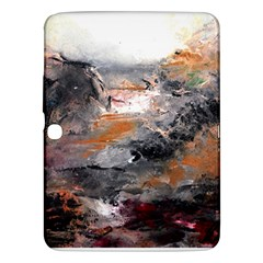 Natural Abstract Landscape Samsung Galaxy Tab 3 (10 1 ) P5200 Hardshell Case