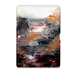 Natural Abstract Landscape Samsung Galaxy Tab 2 (10 1 ) P5100 Hardshell Case