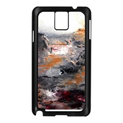 Natural Abstract Landscape Samsung Galaxy Note 3 N9005 Case (black)