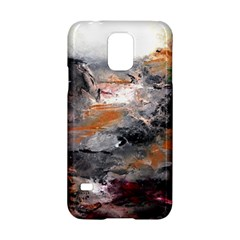 Natural Abstract Landscape Samsung Galaxy S5 Hardshell Case