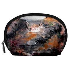 Natural Abstract Landscape Accessory Pouches (large)