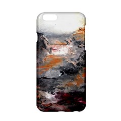 Natural Abstract Landscape Apple iPhone 6 Hardshell Case