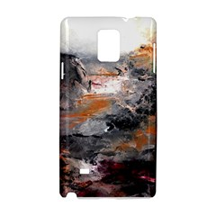 Natural Abstract Landscape Samsung Galaxy Note 4 Hardshell Case