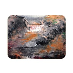 Natural Abstract Landscape Double Sided Flano Blanket (Mini)