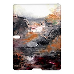 Natural Abstract Landscape Samsung Galaxy Tab S (10.5 ) Hardshell Case