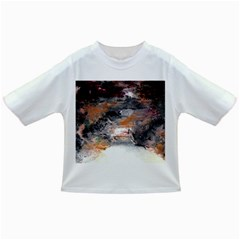 Natural Abstract Landscape No. 2 Infant/Toddler T-Shirts