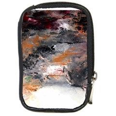 Natural Abstract Landscape No  2 Compact Camera Cases