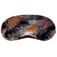 Natural Abstract Landscape No  2 Sleeping Masks