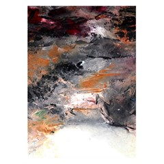 Natural Abstract Landscape No. 2 5.5  x 8.5  Notebooks