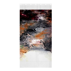 Natural Abstract Landscape No. 2 Shower Curtain 36  x 72  (Stall)