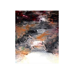 Natural Abstract Landscape No  2 Shower Curtain 48  X 72  (small)