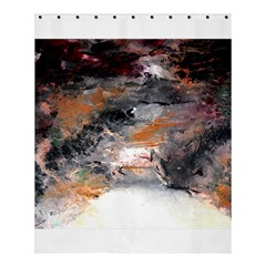 Natural Abstract Landscape No. 2 Shower Curtain 60  x 72  (Medium)