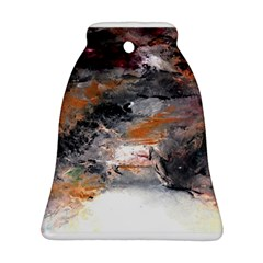 Natural Abstract Landscape No  2 Bell Ornament (2 Sides)