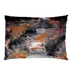 Natural Abstract Landscape No  2 Pillow Cases (two Sides)