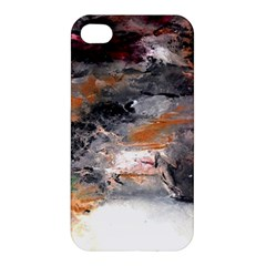 Natural Abstract Landscape No  2 Apple Iphone 4/4s Hardshell Case