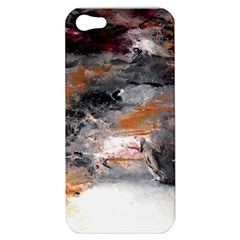 Natural Abstract Landscape No  2 Apple Iphone 5 Hardshell Case