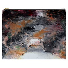 Natural Abstract Landscape No  2 Cosmetic Bag (xxxl)