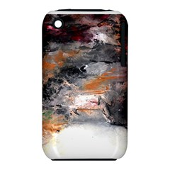 Natural Abstract Landscape No  2 Apple Iphone 3g/3gs Hardshell Case (pc+silicone)
