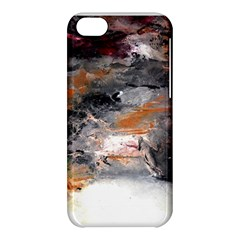 Natural Abstract Landscape No  2 Apple Iphone 5c Hardshell Case