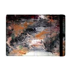 Natural Abstract Landscape No. 2 iPad Mini 2 Flip Cases
