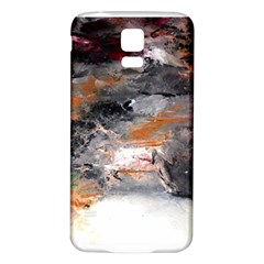 Natural Abstract Landscape No. 2 Samsung Galaxy S5 Back Case (White)