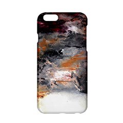 Natural Abstract Landscape No  2 Apple Iphone 6 Hardshell Case