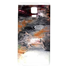 Natural Abstract Landscape No. 2 Galaxy Note 4 Back Case
