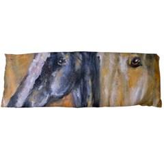 2 Horses Body Pillow Cases (dakimakura)