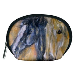 2 Horses Accessory Pouches (medium)