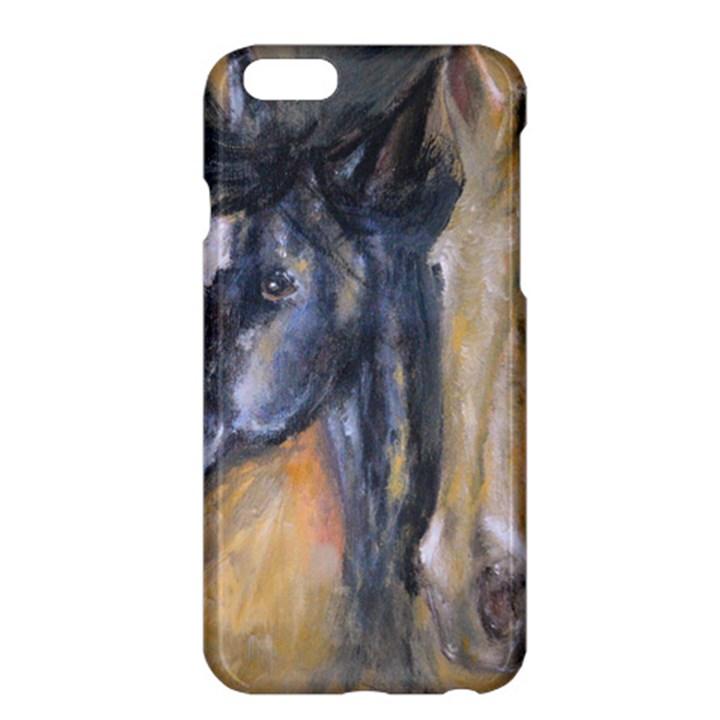 2 Horses Apple iPhone 6 Plus Hardshell Case