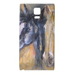 2 Horses Galaxy Note 4 Back Case