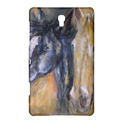 2 Horses Samsung Galaxy Tab S (8.4 ) Hardshell Case
