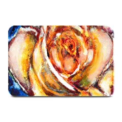 Abstract Rose Plate Mats
