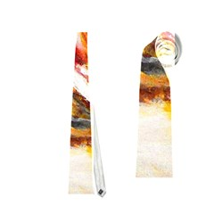 Abstract Rose Neckties (one Side)