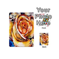 Abstract Rose Playing Cards 54 (mini)