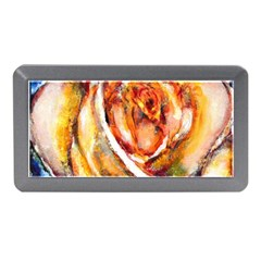 Abstract Rose Memory Card Reader (mini)