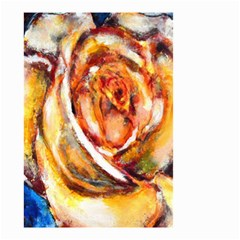 Abstract Rose Small Garden Flag (Two Sides)
