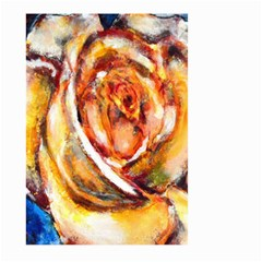 Abstract Rose Large Garden Flag (Two Sides)