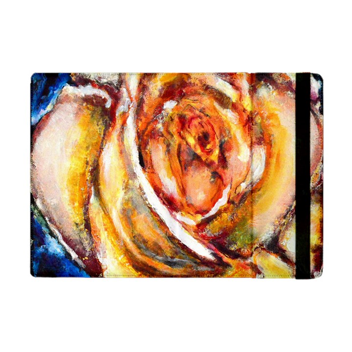 Abstract Rose Apple iPad Mini Flip Case