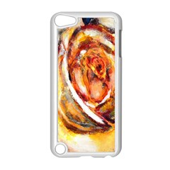 Abstract Rose Apple Ipod Touch 5 Case (white)