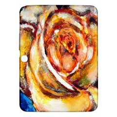 Abstract Rose Samsung Galaxy Tab 3 (10 1 ) P5200 Hardshell Case