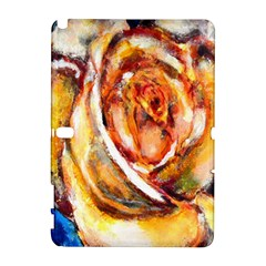 Abstract Rose Samsung Galaxy Note 10 1 (p600) Hardshell Case