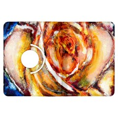 Abstract Rose Kindle Fire HDX Flip 360 Case
