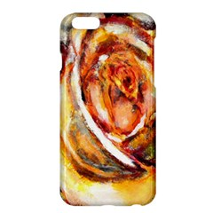 Abstract Rose Apple Iphone 6 Plus Hardshell Case
