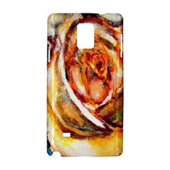 Abstract Rose Samsung Galaxy Note 4 Hardshell Case